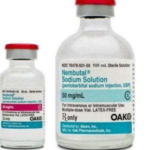 Buy Nembutal Pentobarbital sodium Online